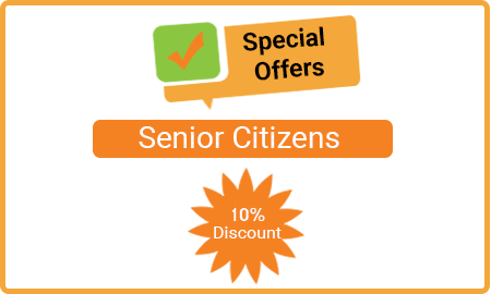 Special Offers Senior Citizens