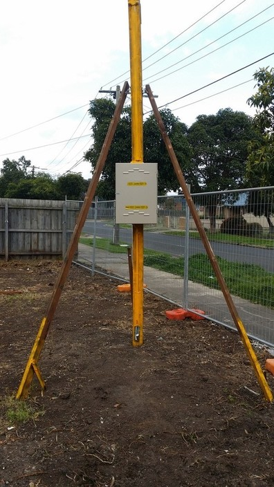Temporary-Power-Pole-Hire-Craigieburn