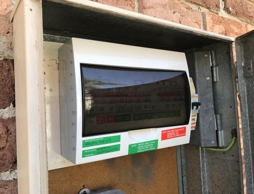 Upgrade switchboard in Greenvale